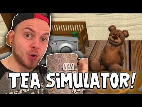 SquiddyPlays - TEA PARTY SIMULATOR!