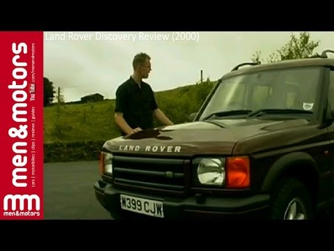 Land Rover Discovery Review (2000)