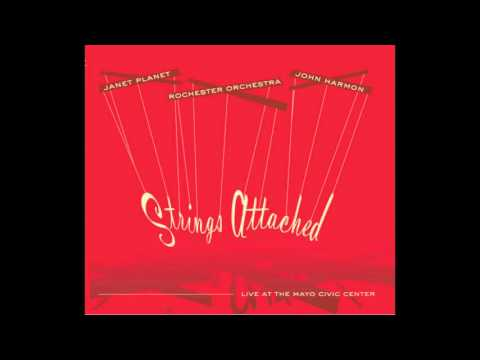 Janet Planet - Strings Attached - Sinatra Songs
