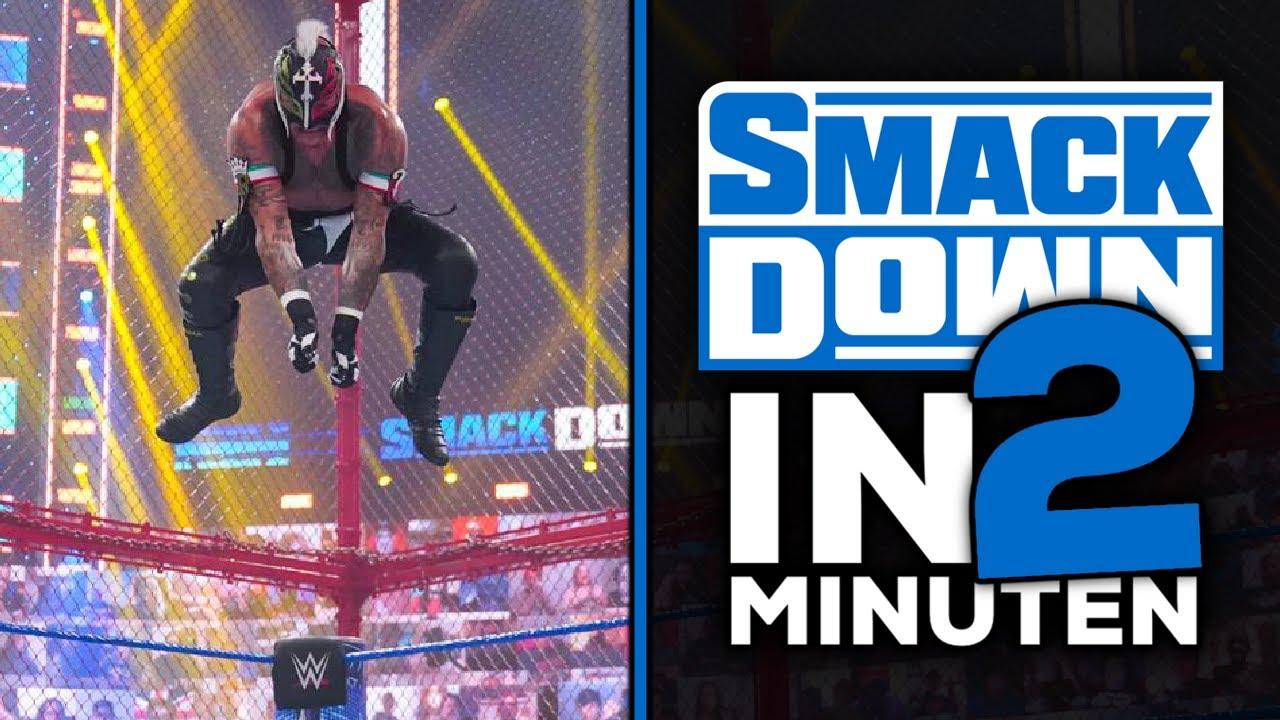 WWE SmackDown in 2 Minuten | Sprung ins Ungewisse | 18.06.21