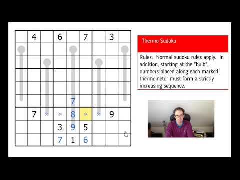 thermo-sudoku:-how-to-solve-a-brilliant-variant
