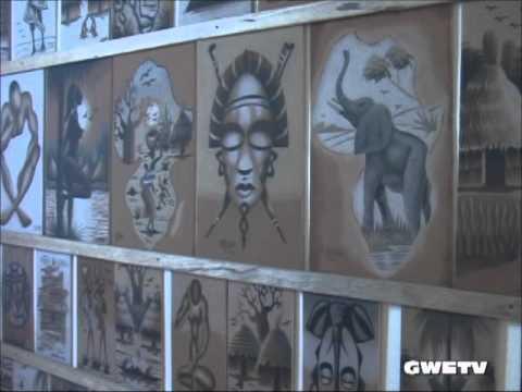 Slave House; Goree Island  Documentary (Senegal, December 2010)