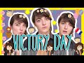 French VICTORY DAY Words with Lya