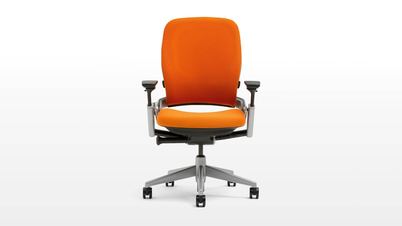 Steelcase Leap Chair Review  YouTube
