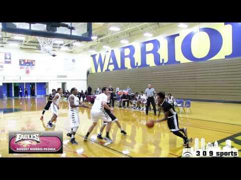 [ 309sports ] Robert Morris University Eagles - Peoria 2016-2017