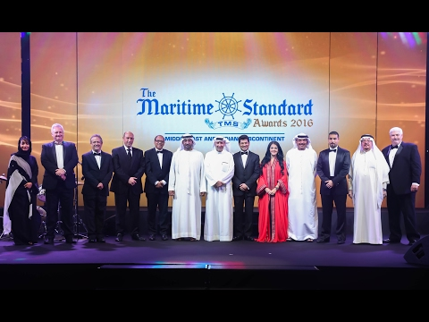 The Maritime Standard Awards 2016