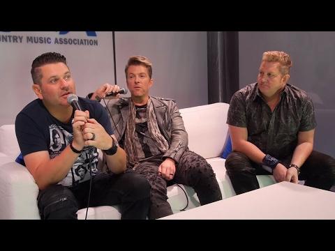 Rascal Flatts CMA Awards Radio Remote Interview | CMA Awards 2015 | CMA