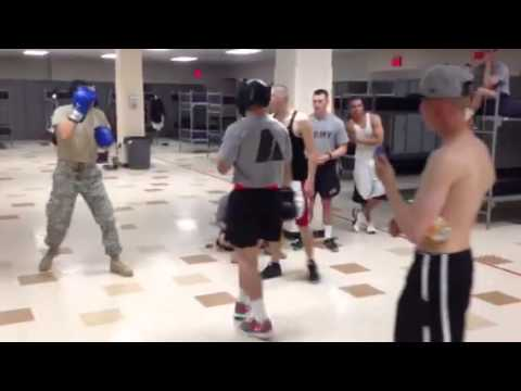 Fort benning boxing