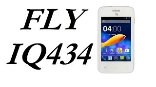 FLY iq434 hard reset
