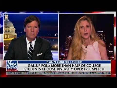 Free Speech Under Threat On Campus - Tucker Carlson