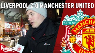 Liverpool 2-0 Man United | Opposition Reaction with Full Time Devils