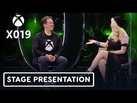 Inside Xbox Full Presentation | X019