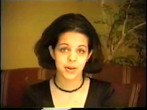 Melissa McIntyre's Degrassi Audition  S1 DVD Extras
