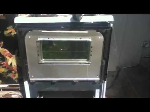 Magnesium Firework Vs Oven...