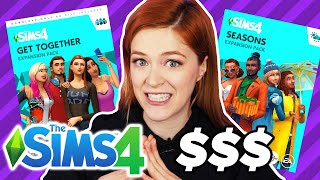 Which Sims 4 Expansion Pack Is The Best? | Kelsey Impicciche