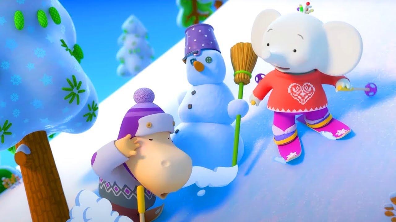 🪁 Тима и Тома – Серия 1 – Снежная история ❄️ | Новый приключенческий мультик для детей