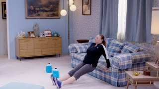 At Home: Jug DL / Couch Dips