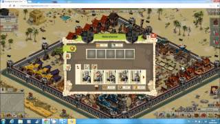 playing goodgame empire #1