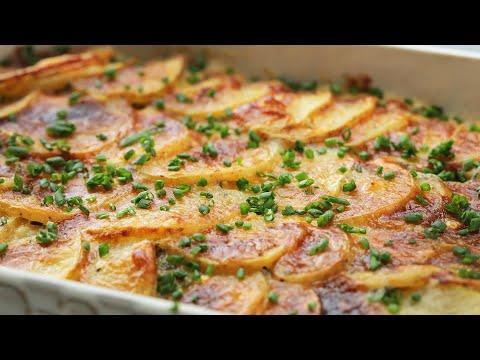 Ultimate Potatoes Au Gratin // Presented by LG USA