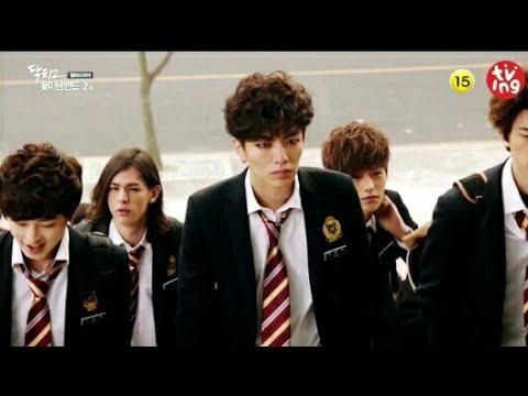 الحلقة 1 Shut Up Flower Boy Band مسلسل مترجم قصة عشق
