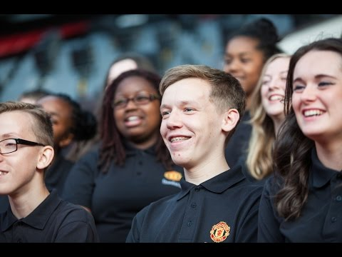 Manchester United Foundation Choir