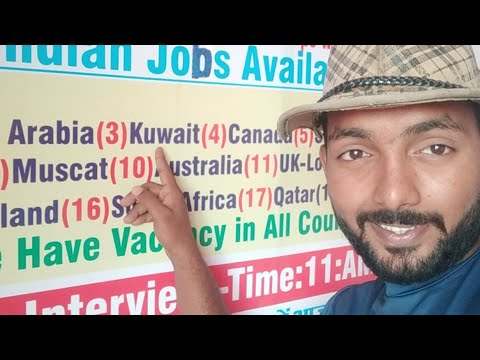 Live Kuwait Jobs, 140Kd Pm Salary, Driver and helper post