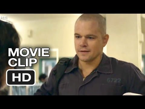Elysium Movie CLIP - Have Dinner With Me (2013) - Matt Damon Sci-Fi Movie HD