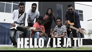 Hello / Le Ja Tu - Neelam ft Viresh [Freestyle 2016] Cover