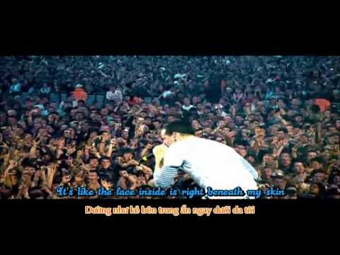 [VietSub -Lyrics]Linkin Park -  Papercut( Live Milton Keynes)