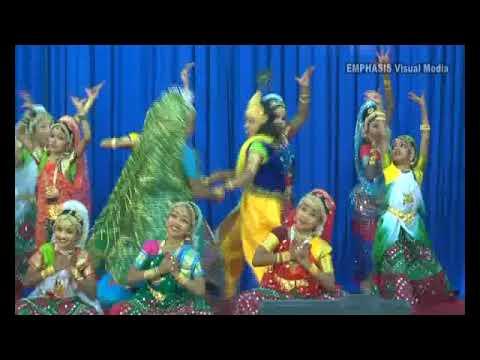 ponneth temple thalapoli dance programme