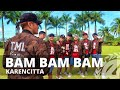 BAM BAM BAM by Karencitta | Zumba | PPop | Kramer Pastrana