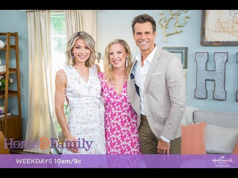 Joan Kuhl: Hallmark Channel Home and Family Show