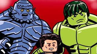 LEGO Marvel Super Heroes 2 - Gwenpool Bonus Mission #7 - Hank-Ger Management