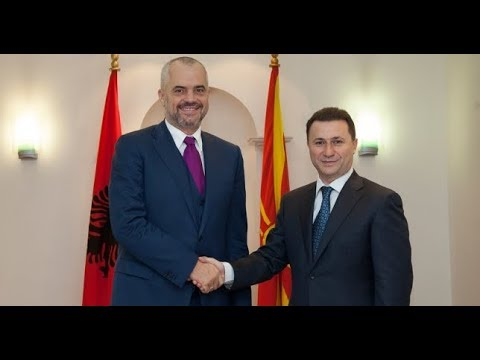 """Arena - """"Përgjimet. A e pret Edi Ramën fati i Gruevskit?"""" (22 nëntor 2017)"""