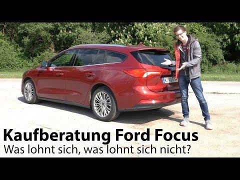 kaufberatung-ford-focus-(turnier):-was-lohnt-sich-und-was-lohnt-sich-nicht-[4k]---autophorie