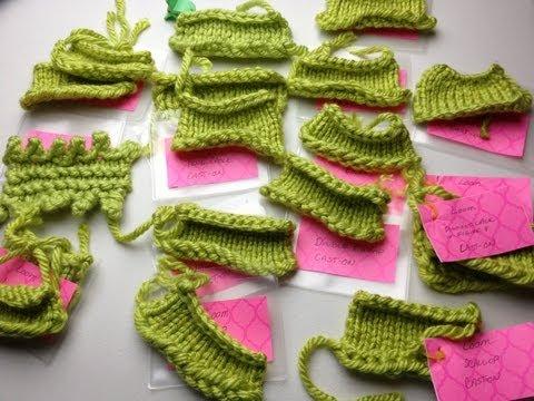 Herringbone Knit Stitch Bind Off : Stitches Loom Knit Herringbone Stitch Cast on, stitch and Bind off FunnyC...