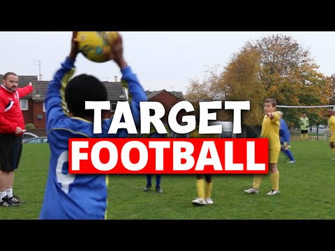 Target Football Toxteth Liverpool