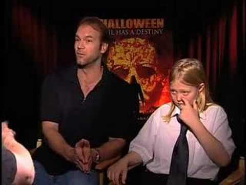 Tyler Mane & Daeg Faerch Halloween ..