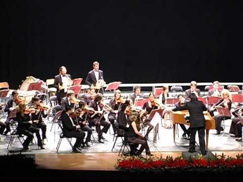 Haendel. Música Acuática. Selección. 2008.12.23