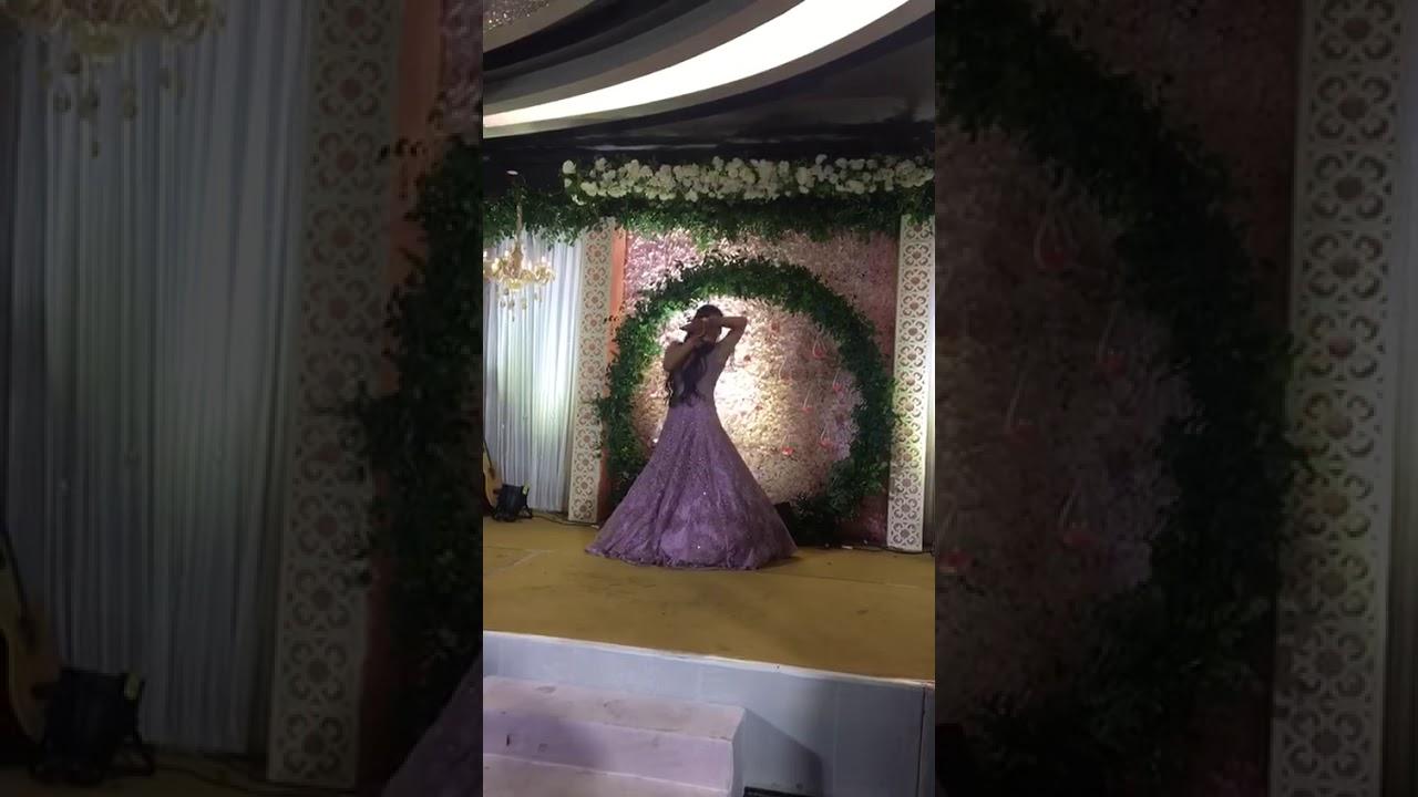Bride Solo Dance
