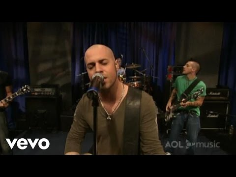 Daughtry  Home AOL Music Sessions
