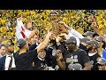 FULL 2017 NBA Championship Celebration From Golden State Warriors