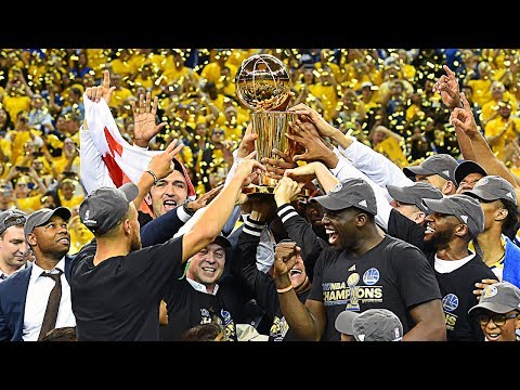 FULL 2017 NBA Championship Celebration From Golden State Warriors