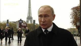 Путин: Власть не должна ограничивать доступ к информации