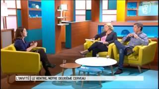 L'intestin notre deuxieme cerveau: Le magazine de la santé France 5 Pr. Francisca Joly 140514