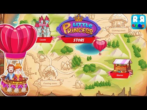 My Little Princess : Stores - Now You Can Fly to The Castle with Hot Air Balloon