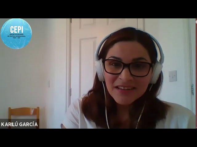 Entrevista a Karina Garcia Reyes
