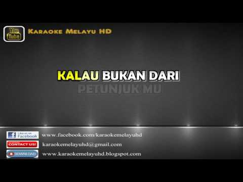 Asep Irama   Aku Dilahirkan Untuk Siapa   Karaoke Minus One   Lirik Video HD   YouTube