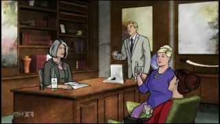 Archer - Danger Zone (Season 1-3) HD