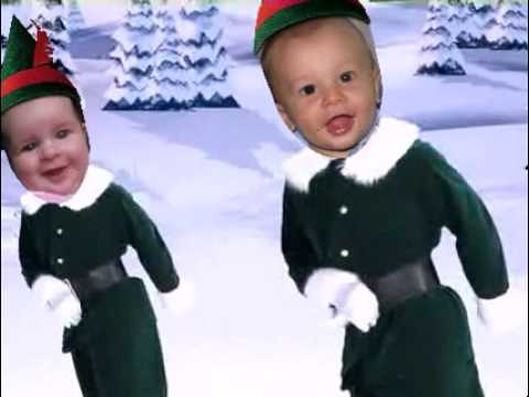 Hip Hop Christmas Baby Elf Video Jib Jab.mpg - YouTube